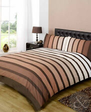 Just Contempo Polycotton Striped Bedding Sets & Duvet Covers