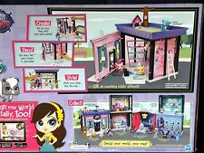 Littlest Pet Shop Style Set Design Your Way with  style set 3 pets, stickers +