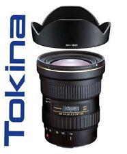Obiettivi Tokina per fotografia e video Canon
