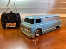 Vintage HOT SHOP Customs XTR Toys RC Car BUS 1:20 Scale +Controller WORKS 49MHz