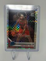 2019-20 Donruss Optic Coby White Checkerboard Holo Rated Rookie Card Prizm RC