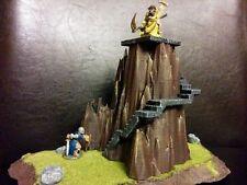 Mountain Altar Terrain Warhammer Frostgrave 28mm 40K Wargame 25mm LOTR RPG D&D