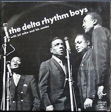 THE DELTA RHYTHM BOYS + JEF MIKE & his COMBO LENNON MC CARTNEY DYLAN 33T LP BIEM