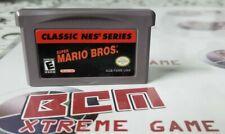 Super Mario Bros. Classic NES Series (Nintendo Game Boy Advance, 2004) Authentic