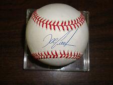 Dwight Gooden---Autographed Baseball---COA