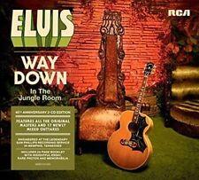 Elvis Presley Way Down in The Jungle Room 2 CD 2016