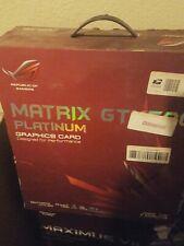 Asus ROG Matrix GTX 580