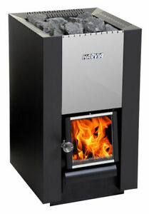 Sauna Wood Burning Stove Harvia 16, for rooms 6 - 16 m3