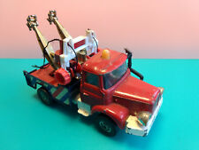 Old Vtg Corgi Major Berliet Tow Truck Wrecker Toy Made In Great Britain