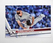 2017 Topps #325 Chris Hatcher - NM-MT