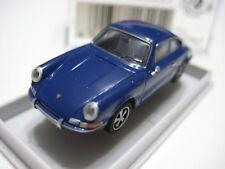 Brekina Top Decoration (Germany) Blue Porsche 911T Coupe Plastic 1:87 NIB