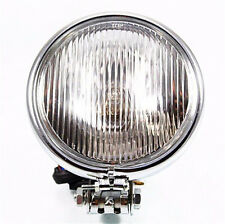 "5"" Clear Motorcycle Headlight For Harley Honda Kawasaki Suzuki Yamaha CB VT XL"