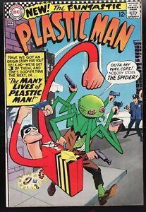 Plastic Man #2 VF/NM