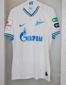 Match worn shirt Zenit Slovakia national team Ferencváros Hungary PAOK Greece