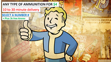 Fallout 76 PC, 30k of any ammo for $4