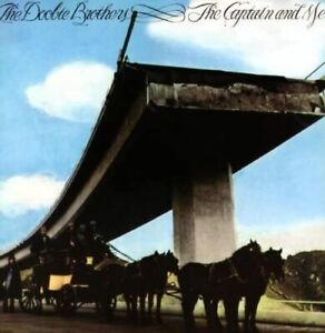 The Doobie Brothers - The Captain And Me- VINYL RECORD MUSIC LIKE NEW