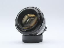 Nikon Nikkor-S Auto 55mm f/1.2 Lens - GARANTIE 60 JOURS