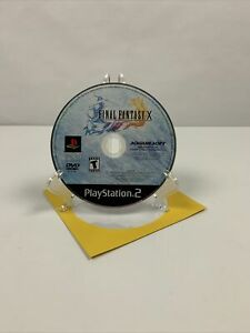 Final Fantasy X 10 (PlayStation 2 PS2) - DISC ONLY - Tested and Working