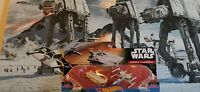 Star Wars First Order Transporter X-Wing Fighter NEW Hot Wheels