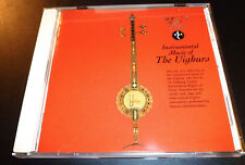 """World Music Library """"INSTRUMENTAL MUSIC OF THE UIGHURS"""" CD 1991 Japan EXCELLENT"""