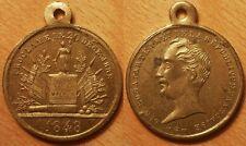 Médaille Louis-Napoléon-Bonaparte, élu Président de la République 1848 !!
