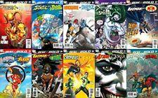 The Brave and the Bold #23-32 Volume 3 (2007-2010) DC Comics - 10 Comics