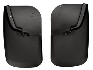 11- Ford F250 Rear Mud Flaps HUSKY LINERS 57681