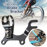 26.8mm Supporto Bracket Modificato Staffa Metallo Freno a Disco Bici Bicicletta