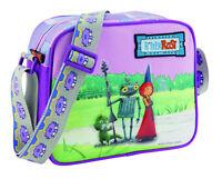 Ritter Rost Kindergartentasche Umhänger Kinder Tasche  Drache Prinzessin 108