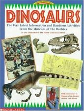 Dinosarus: The Very Latest Information and Hands-On Activities from the Museumm