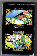 Playing Cards - ALVECHURCH WATERWAY HOLIDAYS