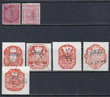Great Britain Revenue Stamps Customs Lot
