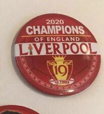 Liverpool FC LEAGUE CHAMPIONS Fridge Magnet Bottle Opener 2020