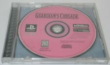 Playstation 1 PS1 Guardian's Crusade Working R12838