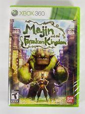 Majin and the Forsaken Kingdom Xbox 360 BRAND NEW! Y FOLD FACTORY SEALED! RARE!