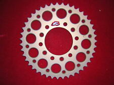 Kawasaki  Z1000  2017  Renthal 43T Rear Sprocket Alloy One Tooth Less . New