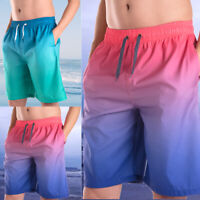 Summer Swimming Surf Beach Shorts Swimwear Trunks Trousers Sports Pants For Men