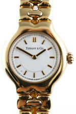Tiffany & Co. 18kt Yellow Gold Womens Tesoro Watch L0133