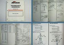 Mercruiser Stern Drive Units Model Year 1994 Technicians Handbook