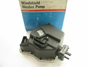 TRW 620264 Pulse Windshield Washer Pump Front