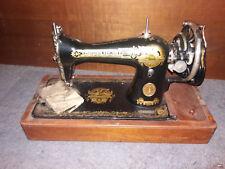 SINGER 1926 - macchina da cucire antica a manovella