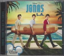 Jonas Brothers-Jonas L.A. - CD compilation, canzoni from the hit TV series, NEW