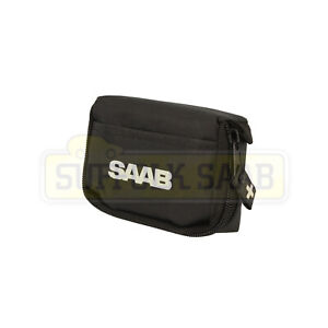 SAAB GENUINE MERCHANDISE COMPACT FIRST AID KIT ACCESSORY RARE FROM USA AMERICA