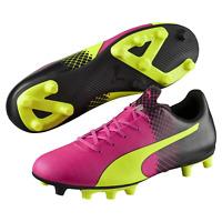 PUMA Evospeed 5.5 Astuce Fg Hommes Chaussures de Football Rasenplatz Neuf ! Ovp