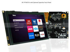 7 7 Inch Tft Capacitive Touch Screen Lcd Display Module Serial Spi I2c 1024x600