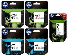 Original HP 62 / 62xl Druckerpatronen C2P05AE C2P07AE C2P04AE C2P06AE N9J71AE