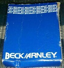 Disc Brake Pad Wear Sensor-Electronic Wear Sensor Front,Rear Beck/Arnley