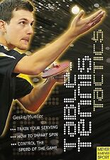 Table Tennis Tactics: Your Path to Success-ExLibrary