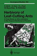 Herbivory of Leaf-Cutting Ants : A Case Study on Atta Colombica in the...