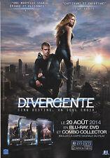 DIVERGENTE - ANNONCE PUBLICITAIRE ADVERT 2014 - COUPURE MAGAZINE